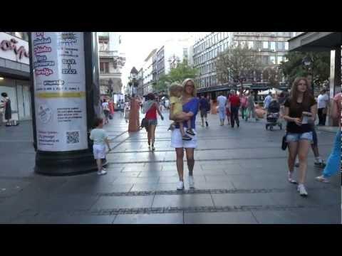 Another walk in Belgrade, Serbia