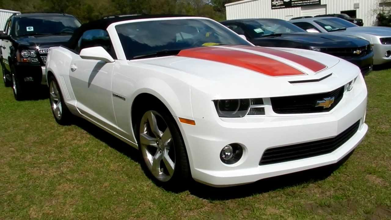2012 chevrolet camaro ss review demo for sale charleston sc stock 11c365 youtube. Black Bedroom Furniture Sets. Home Design Ideas