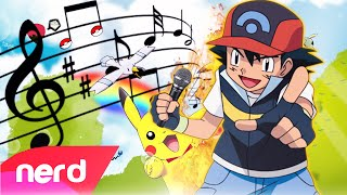 Pokemon Song Challenge | Pokemon Theme Song Parody | NerdOut!