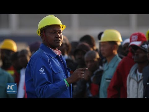 Kenyan worker's story with the Chinese-built railway