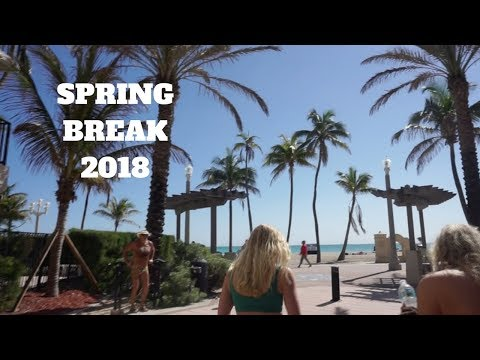 SPRING BREAK VLOG | Fort Lauderdale, FL