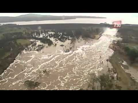 Inquiry looks at dam safety before Queensland floods