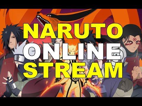 FRIDAY STREAM + BIG NEWS | NARUTO ONLINE STREAM
