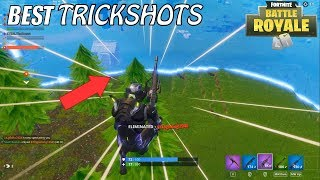 BEST FORTNITE TRICKSHOTS COMPILATION! (Final Kill)