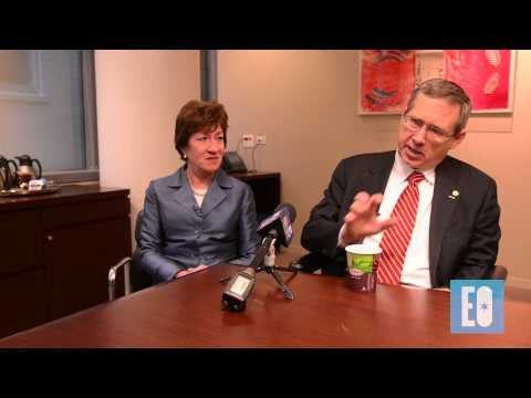 Mark Kirk and Susan Collins: Rauner