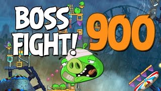 Angry Birds 2 Boss Fight 126! King Pig Level 900 Walkthrough - iOS, Android