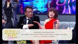Kulik Kronologi Avriellya Shaqila Ditangkap bersama Vanessa di Hotman Paris Show 16 Jan