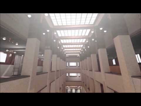 Frank Lloyd Wright VR Experience walktrough