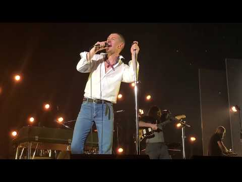 Arctic Monkeys - The Ultracheese Live @Bill Graham Civic Auditorium, SF - October 21, 2018