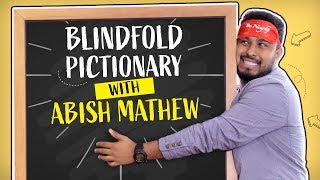 Blindfold Pictionary: Team Son of Abish v/s Team Pinkvilla