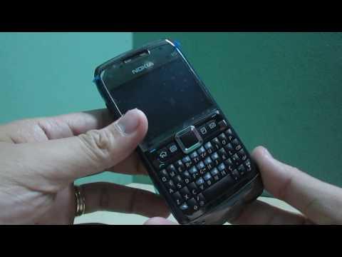 Nokia E71 chính hãng giá sốc tại Tp HCM