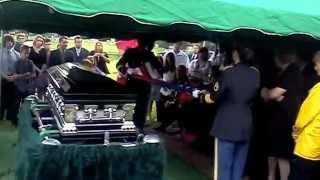 DiMaggio, Joseph S. Funeral