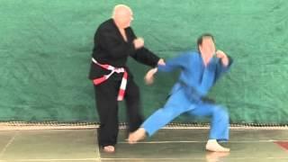 Обучение системе рукопашному бою Часть 61