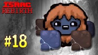 Пожиратель Камней - The Binding of Isaac: Rebirth #18