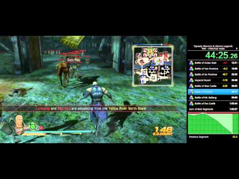 DW8 XL Complete Wei - Historical Route PB 1:43:34 + Mount ex