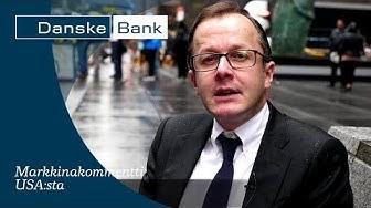 Danske Bank in Antti Seppänen: Yhdysvaltain presidentinvaalit