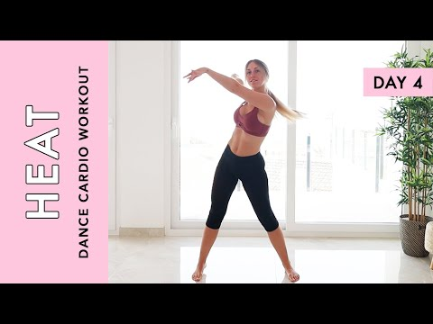 Short Dance Cardio Workout To Burn Calories Summer Challenge