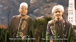 Video Qasidah Yamani - La Ilaha Illa Allah (Official Music Video) download MP3, 3GP, MP4, WEBM, AVI, FLV Februari 2018