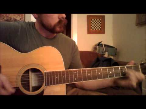 Redwing-Simple Guitar with Chord Strums Demo