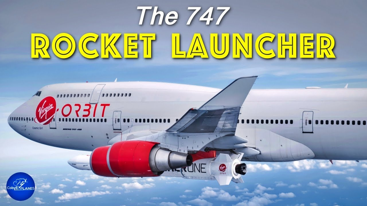 The 747 Rocket Launcher