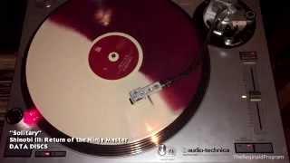 Shinobi III: Return of the Ninja Master: Side B | Vinyl Rip (DATA DISCS)