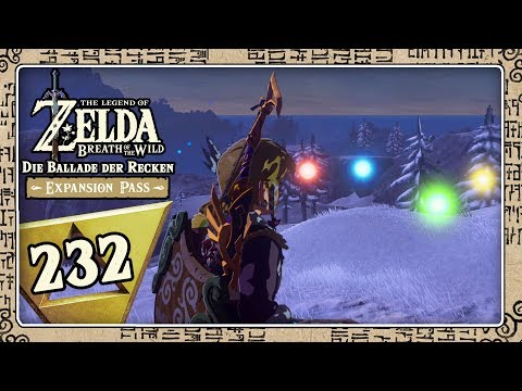 THE LEGEND OF ZELDA BREATH OF THE WILD Part 232: Vier neue Ziele