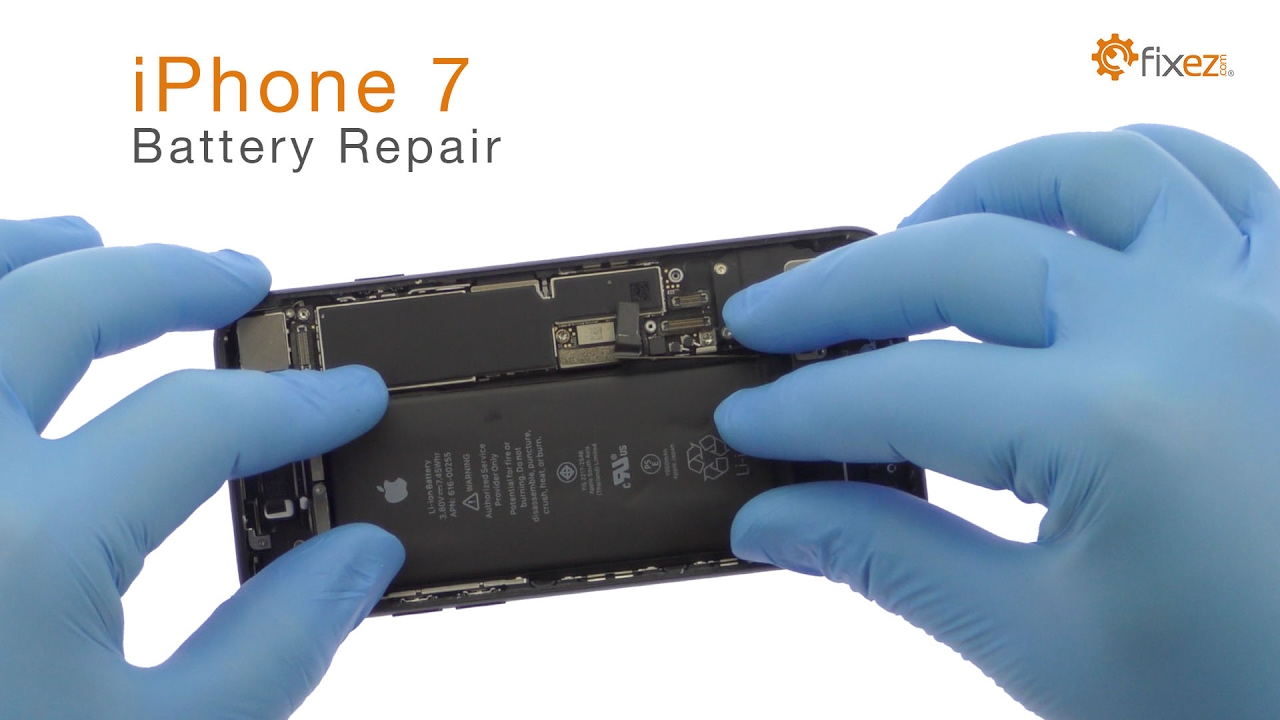 iphone 7 service