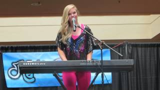 Kylie Odetta @ Haywood Mall-Part 2-Aug 3,2013