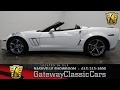 2010 Chevrolet Corvette Grand Sport Convertible,Gateway Classic Cars-Nashville#436