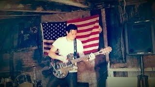 Tom Delonge - Circle-Jerk-Pit (Guitar Cover) By Leo Dehoe