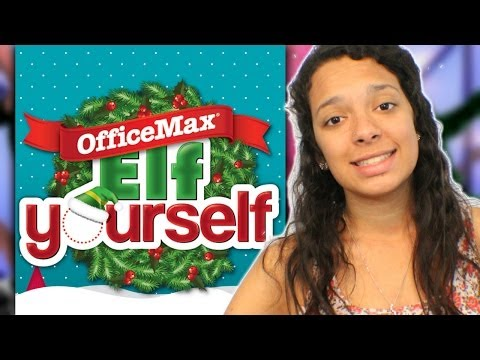 ELFYOURSELF BY OFFICEMAX (iPad Gameplay Video)