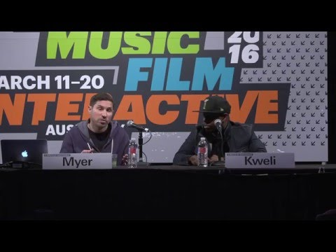 What It Means to Start a Label in the Digital Age (with Talib Kweli & Jarret Myer) | SXSW Music 2016