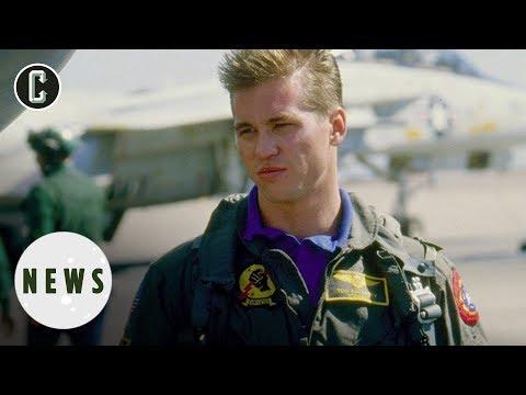 Val Kilmer Returns as Iceman in Top Gun: Maverick