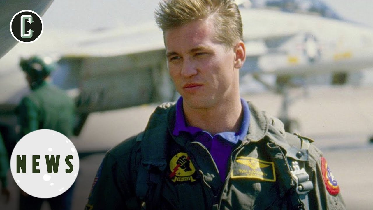 Val Kilmer Returns as Iceman in Top Gun: Maverick - YouTube