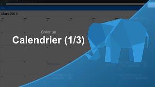 Tutoriel PHP : Créer un Calendrier 1/3
