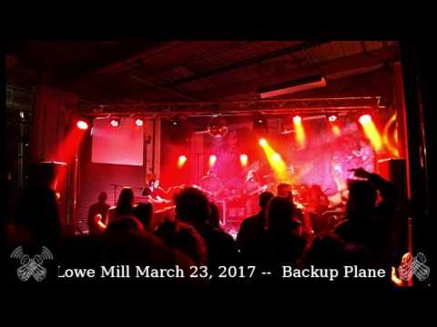 Backup Planet March 23 at Lowe Mill