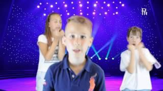 Детский клип на песню