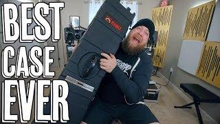 The Best Guitar Case Ever! ENKI Cases!