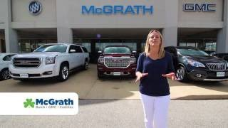 THOUSANDS OFF Brand New Buick and GMC's | McGrath Buick GMC Cadillac