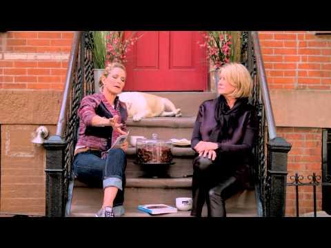 Talk Stoop Featuring Martha Stewart