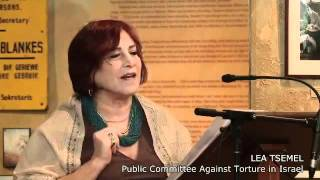 Lea Tsemel at the Russell Tribunal on Israel