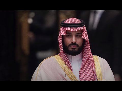 Saudi Crown Prince Mohammed bin Salman comes to Washington