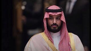 Saudi Crown Prince Mohammed bin Salman comes to Washington