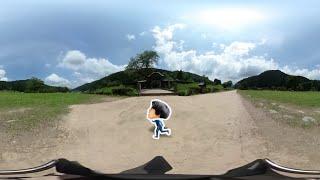 360度カメラを使って一乗谷朝倉氏遺跡を撮影し、 撮影素材にアニメーションを追加してみました。 どこかに僕がいますので探してみてください^_^...