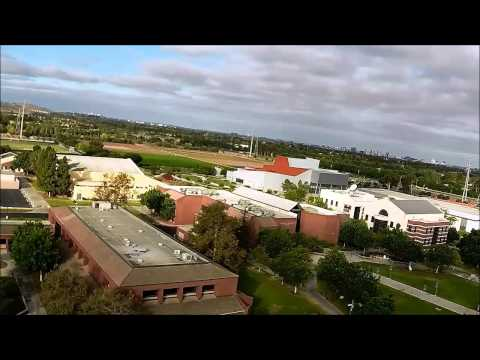 Irvine Valley College, Irvine, California Crow's Eye view