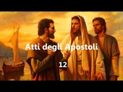 [Audio Bibbia in italiano] ✥ 5. Atti degli Apostoli ✥
