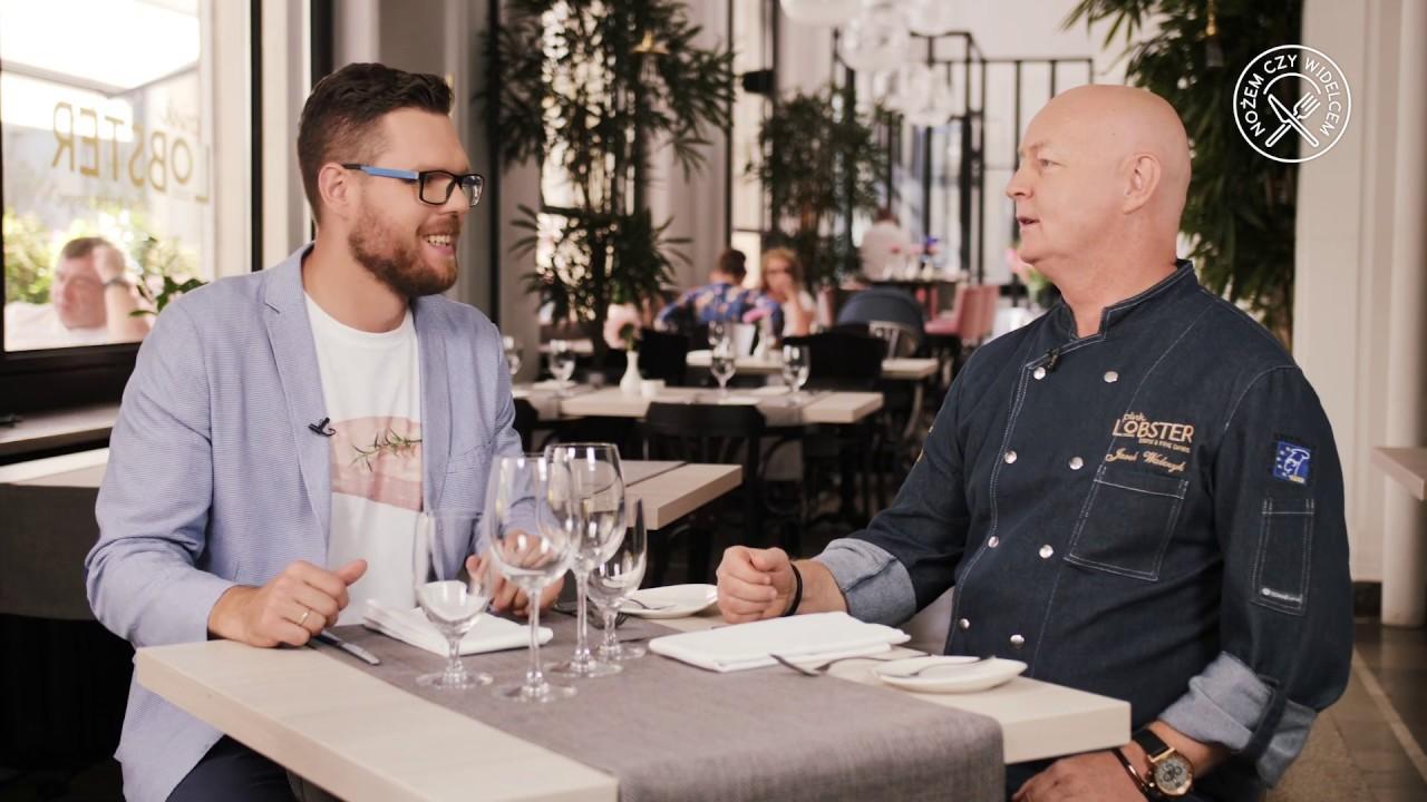 O homarze bez tajemnic - rozmowa z ekspertem Jarosławem Walczykiem