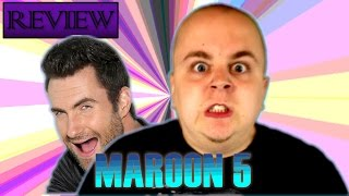 Maroon 5 (Pop Band) - Review Junction
