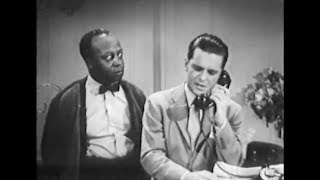 You're Out Of Luck (1941)   Mantan Moreland and Frankie Darro