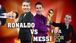 Messi vs cristiano ronaldo   - (english subtitles) - internautismo cronico